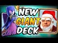 CAN'T BE COUNTERED! *New* Cannon Cart Giant Deck — Clash Royale