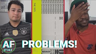 """(REVIEW) """"Notes On A Conditional Form"""" by The 1975: Big Problems! [Audioface #143]"""