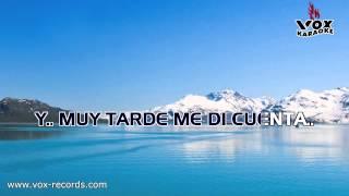 Guillermo Davila - Me retaste a quererte (DEMO KARAOKE HD)