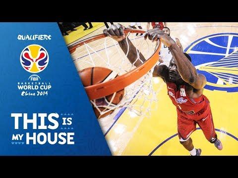 Top 25 Best Dunk of the 2nd Window - FIBA Basketball World Cup 2019