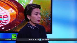 Going Underground - Interview with Saudi Princess Janan Harb - 3rd February 2016