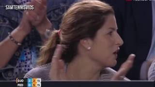 Roger Federer Vs Novak Djokovic Australian Open 2016 SF (Highlights HD)
