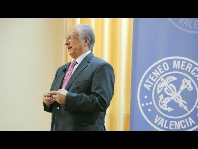Conferencia Tomas Fuertes, Presidente del Grupo Corporativo Fuertes y ElPozo