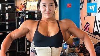 Korean Bodybuilding Monster - An Da Jeong | Muscle Madness
