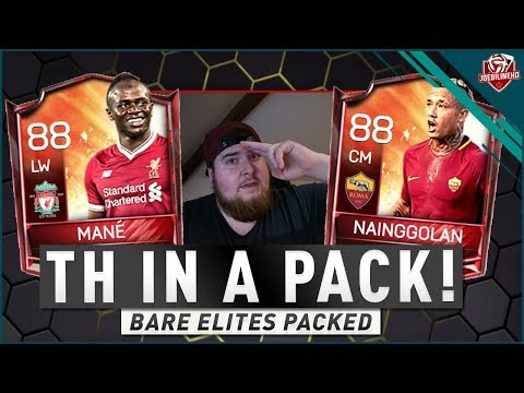 FIFA MOBILE 18 TEAM HEROES PACK OPENING #FIFAMOBILE BARE ELITES & A TEAM HERO PACKED 🔥🔥🔥🔥🔥