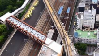 東京モノレールのポイント切替 thumbnail