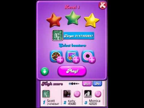 True Highest Candy Crush Score Possible On All Levels Including Dreamland 2+ Billion