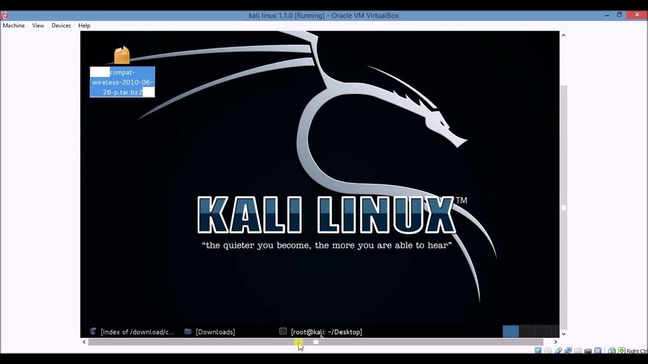 Problem with Wireless Adapter in Kali VM « Null Byte :: WonderHowTo