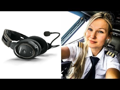 Why You Should Get The A20 Bose Aviation Headset | Review by DutchPilotGirl