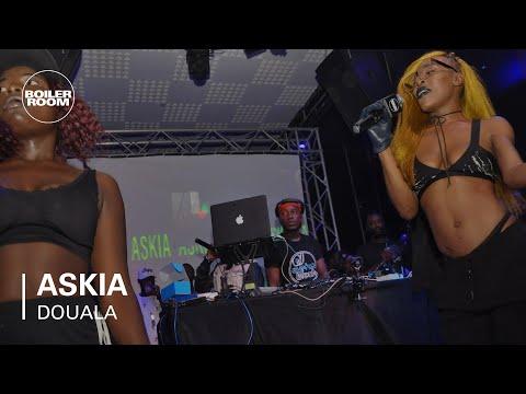 Askia Live Set | Boiler Room x Ballantines True Music Cameroon