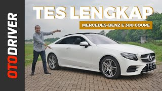 Mercedes-Benz E 300 Coupe 2020 | Review Indonesia | OtoDriver