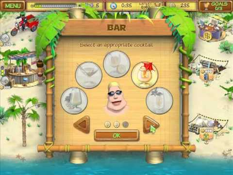 Beach Party Craze - Gameplay Part 1 (Level 1 to 4)