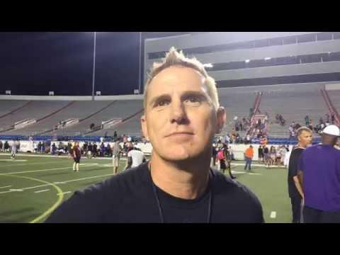 Coach Blake Anderson All-Arkansas Camp Post