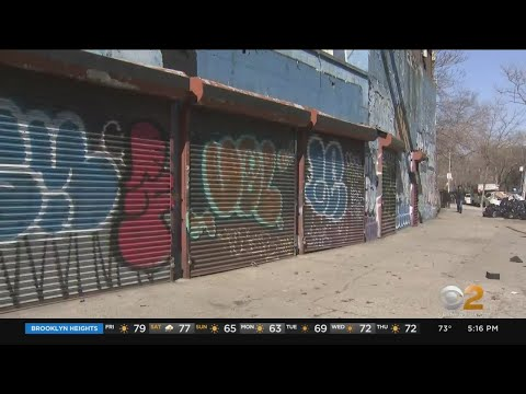 NYC Mayoral Candidates Offer Differing Visions For Tackling City's Graffiti Problem
