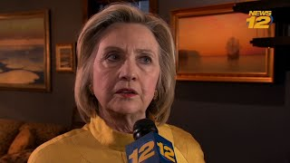 Hillary Clinton on 2020: 'I'm not running'