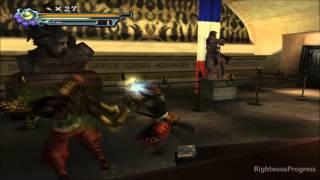 Onimusha 3: Demon Siege Walkthrough Part 2 [PCSX2 Max Settings] Longplay
