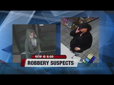 Police seek suspects in theft investigation