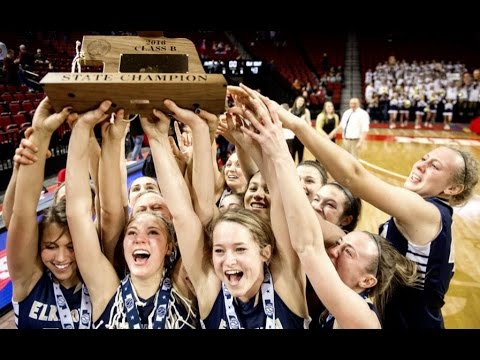 Elkhorn South Storm Girls Basketball 2015-16 - State Champion!