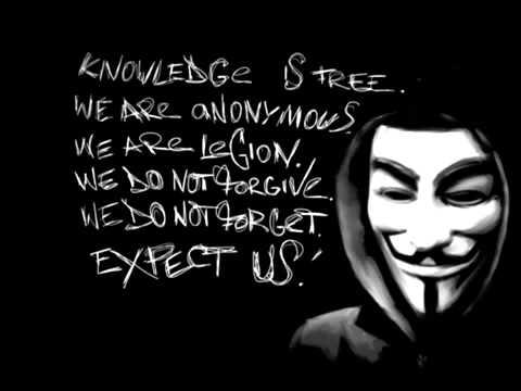 Anonymous Rap - Hackers (Rap song)