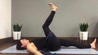 Sciatic Nerve Flossing & Hamstring PNF