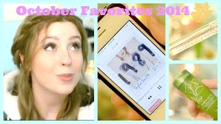 October Favorites 2014 | HeyThereBella | Thumbnail