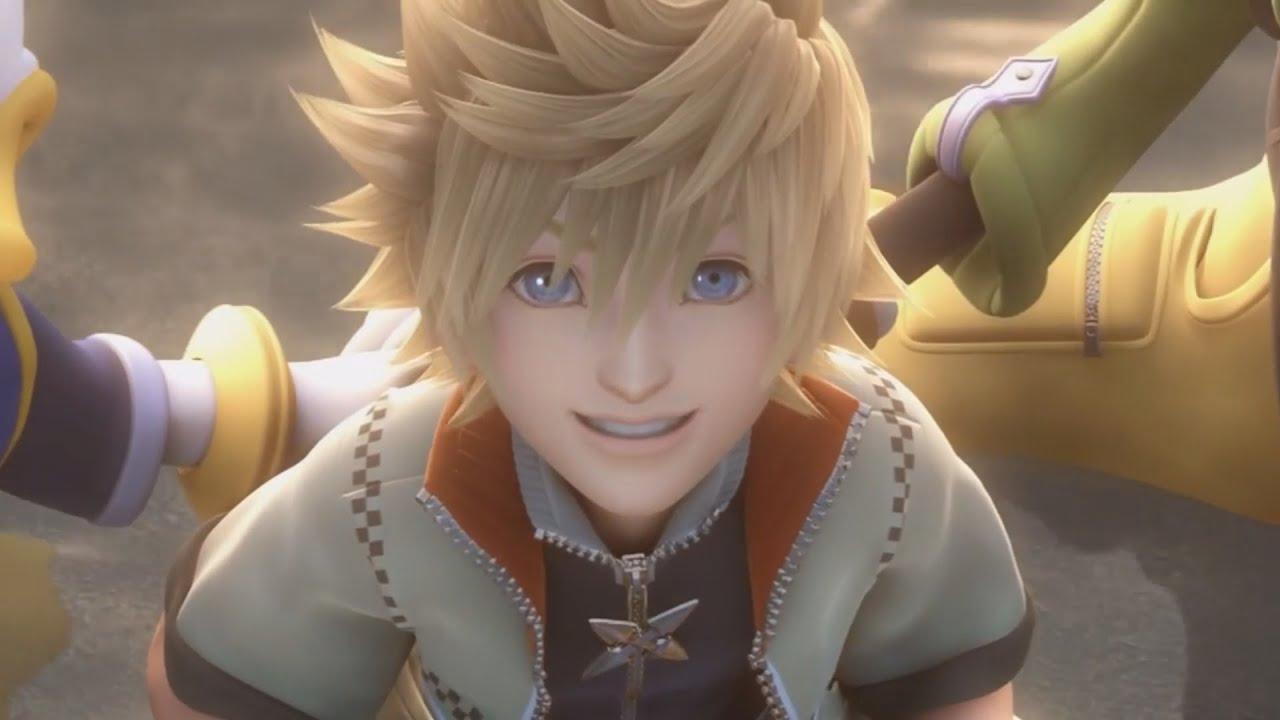 Kingdom Hearts Dream Drop Distance - Sora Meets Roxas