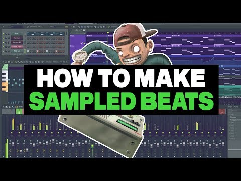 How To Make Sampled Beats In 2019   Making A Chill Beat From Scratch (EASY WAY)