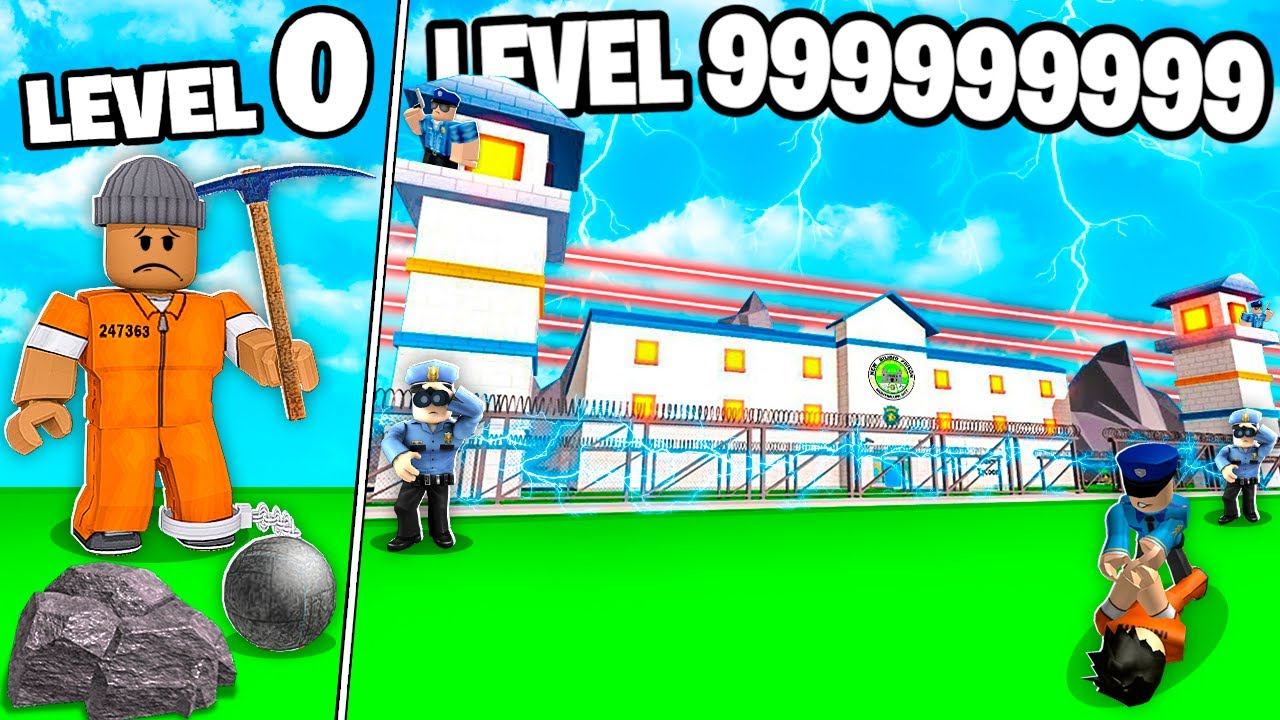 I MADE A LEVEL 999,999,999 ROBLOX JAIL