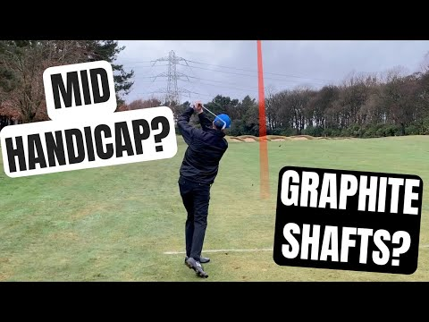 Should Mid-Handicap Golfers Use Graphite Shafts? On Course Test