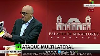 Tres detenciones y nuevas evidencias del atentado fallido contra Nicolás Maduro