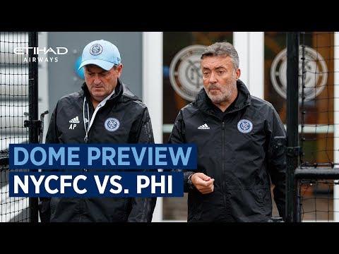 DOME PREVIEW | NYCFC vs. Philadelphia Union