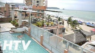 Hotel La Barca en Atacames