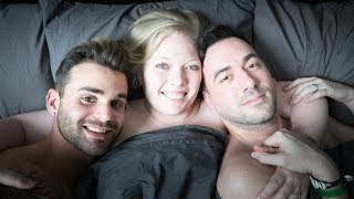 Threesome bisexual free Hd threesome tube eporner porn
