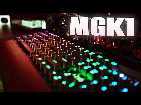 AZIO RGB MGK1 Keyboard Review  - My FAV Keyboard That Left Me FLABBERGASTED!