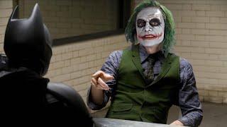 Tommy Wiseau In The Dark Knight 2008