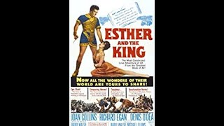 🔵Esther And The King | The Full Movie | Biblical Character Movie | One Of Rhe Best Rated Movie