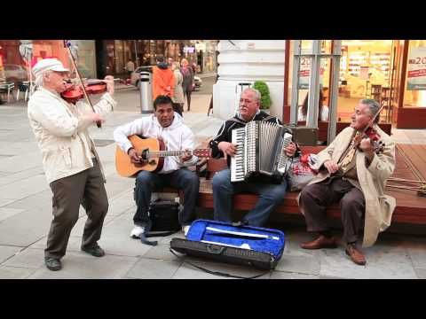 The Sound Of Vienna - Music At The Streets Of Vienna - HD