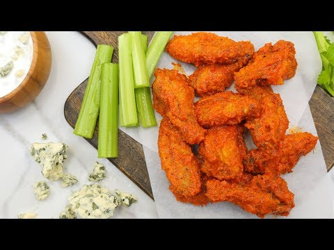 3 Chicken Wing Recipes | Baked Not Fried | Crispy + Easy + Delicious