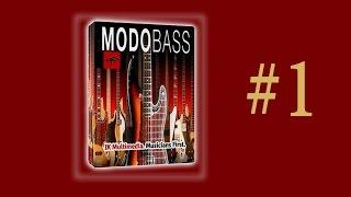 IK Multimedia MODO Bass - обзор #1