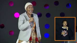 Lady Bishop VE Nhlapo - God can do anything Part 1