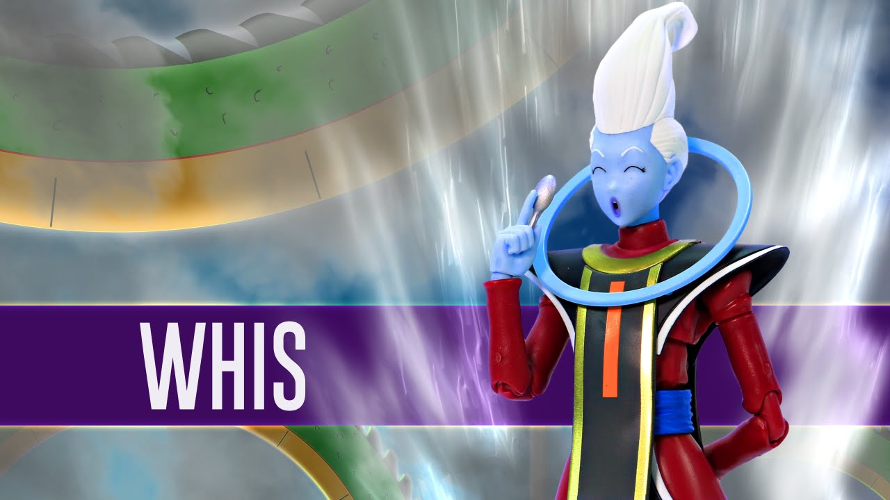 Whis - S.H.Figuarts | Out of da Box - YouTube