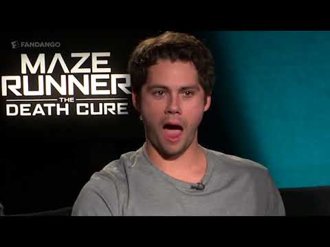 Dylan O'Brien  CuteFunny Moments