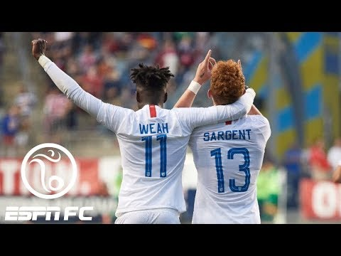 For the first time in a long time, USMNT fans have a reason to be excited about the future | ESPN FC
