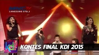 "Video Affan Feat Erie Suzan "" Laguku "" Kotes Final KDI 2015 (8/5) download MP3, 3GP, MP4, WEBM, AVI, FLV Oktober 2017"