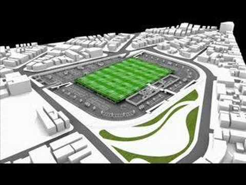 """Requalificação do Estádio Urbano Caldeira """"Vila Belmiro"""""""