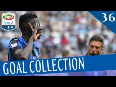 Goal collection - giornata 36 - serie a tim 2017/18
