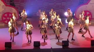 TOYOTA presents AKB48 チーム8 全国ツアー 47の素敵な街へ 愛媛県公演 チーム8 愛媛物産祭り 昼公演 あまのじゃくバッタ.