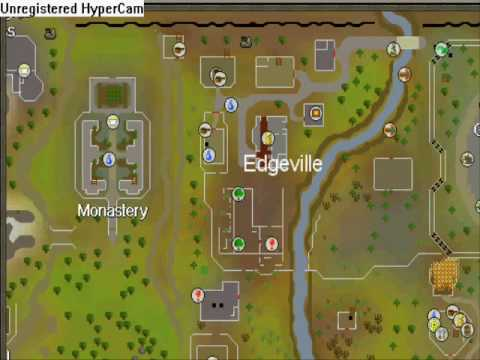 How to get to Hill Giants in Runescape - YouTube