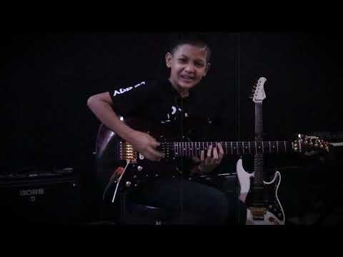 Paul Gilbert - Technical Difficulties Cover By ABIM