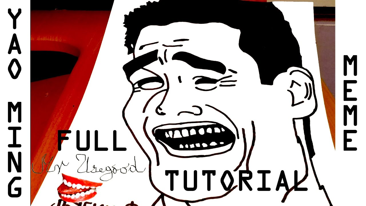 maxresdefault drawing tutorial full how to draw memes meme faces step by step,Memes Drawing